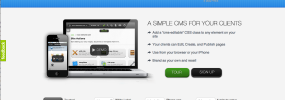 Really Simple CMS